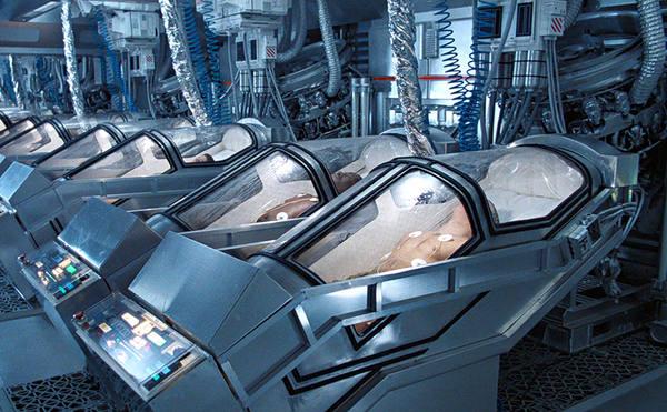 сон в космосе фото