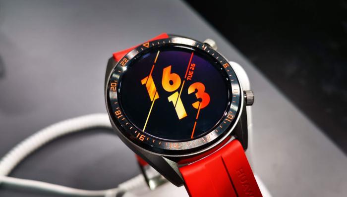 Huawei Watch GT Active фото