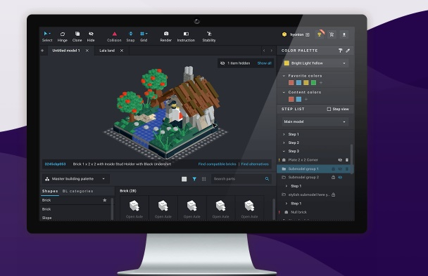 STUDIO 2.0 обзор программы