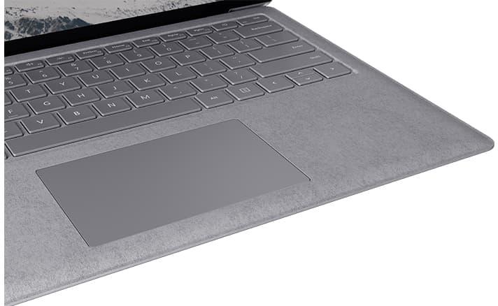 ноутбук с Microsoft Surface