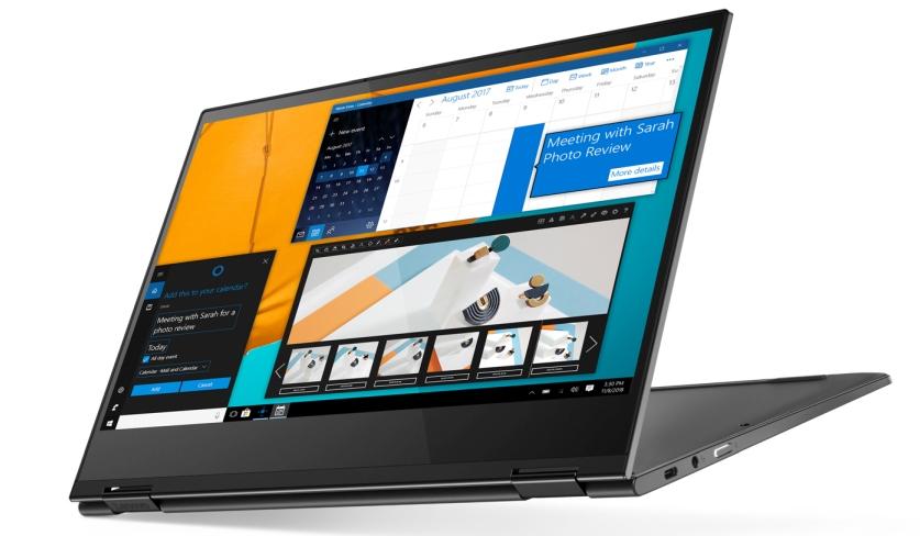 Lenovo Yoga C630 обзор