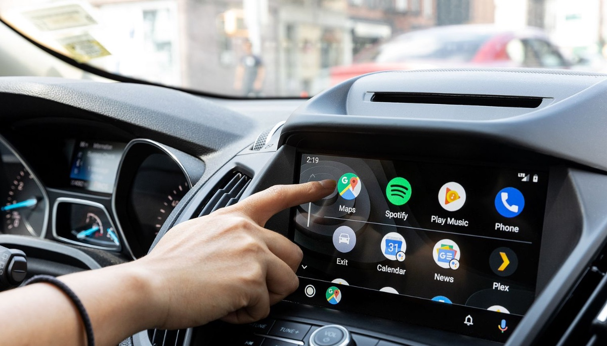 тайота и андроид ауто