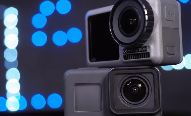 Экш-камера DJI Osmo Action: идеальный вариант для большинства
