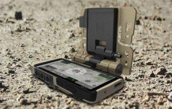 Samsung выпускает смартфон для военной промышленности